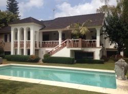 Villa for rent in Los Flamingos